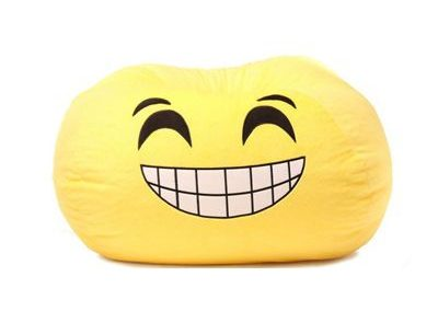Puff Emoji Sonriente