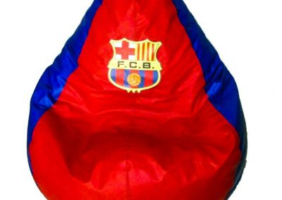 Puff Pelota futbol Barcelona