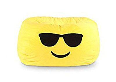 Puff Emoji Cool