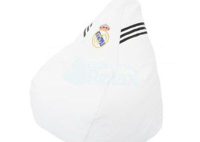 Puff Pelota futbol Real Madrid