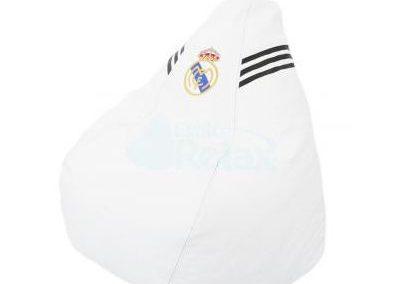 Puff Pelota futbol Real Madrid