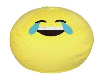Puff Emoji Risa