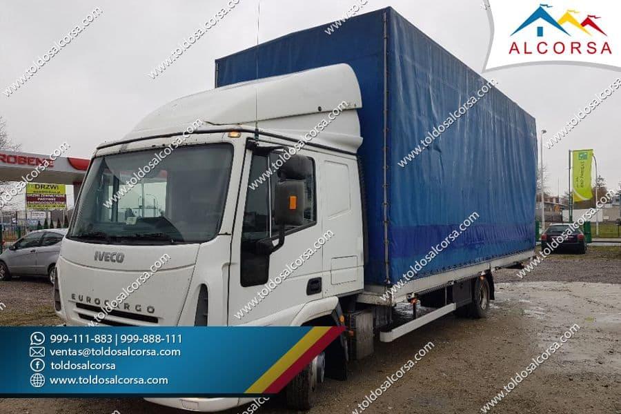 tolderas y toldos para camiones i toldos alcorsa per