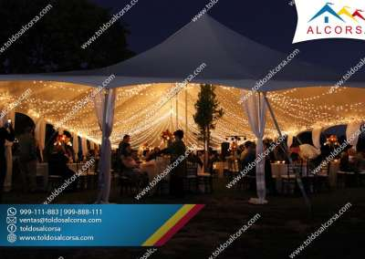 Toldos para Fiestas y Eventos 002