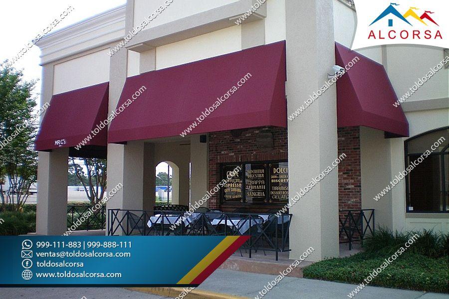 Toldos para Tiendas en Lima Toldos Alcorsa