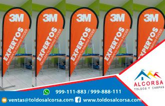 Fabricantes-Ventas-Banderas-de-Tipo-Gota-Lima-Perú